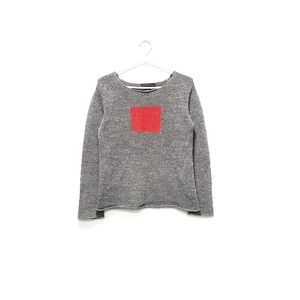 Club Monaco Wool Gray Sweater Small